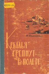 Божаткин, М. И. Крылья крепнут в полете : Документальная повесть